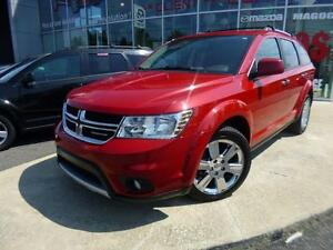 2012 Dodge Journey R/T AWD TOIT OUVRANT DEMARREUR A DISTANCE