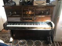 Vintage Piano for sale - Monington and Weston