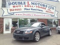 2004 Audi TT 3.2L (Auto Direct Shift)