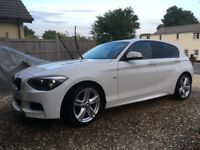 BMW 1 Series M Sport (2014)