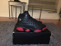 "Air Jordan 13 ""dirty Breds"""