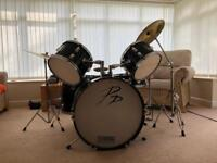 Performance Percussion Drum Kit, Paiste Cymbals and more