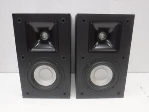 Klipsch B-10 Bookshelf Speakers - We Buy and Sell Home Audio at Cash Pawn! - 117282 - OR1023405