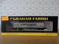 Graham Farish N Gauge - 377-676 - JPA Cement Wagon VTG - Caste Cement