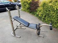 Weights Bench.