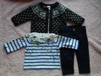 Petit Bateau baby girls clothes