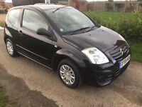 2009 Citroen c2 1.4hdi only 28,000 miles outstanding condition