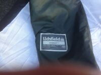 Dark green Lichfield Combat 1 tent
