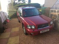 Subaru Forester 2.0x All weather