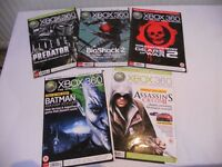 10 x Official Xbox 360 Magazines (No Demos)