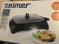 Electric grill ZELMER