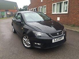 FSH+1 Owner+MOT+3 mnth Warenty.Seat Ibiza 1.2 TSI FR SportCoupe 3dr Petrol DSG (124 g/km, 104 bhp)