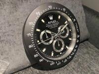 Daytona wall clock