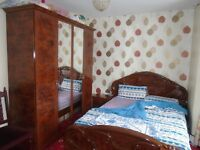 "ONE DOUBLE ROOM **TO LET** (khartoum Road - IG1) Inclusive all Bills ,50"" TV in room"