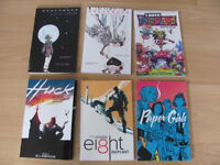 Various Image and Dark Horse comics for sale great condition take a look!