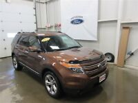 2012 Ford Explorer Limited, WITH FMPP WARRANTY, BEAUTIFUL MACHIN