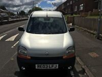 Renault Kangoo - Wheelchair Accessible - Van - Camper Conversion - MOT Jan17