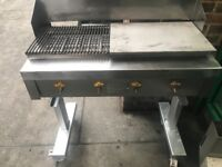 BBQ KEBAB CHARCOAL GRILL CATERING COMMERCIAL FAST FOOD RESTAURANT KITCHEN FAST FOOD