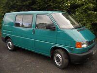 VW transporter t4 diesel Mountain bike/surf bus