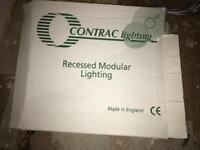 600x600 Recessed Modular Lighting for Grid Ceiling