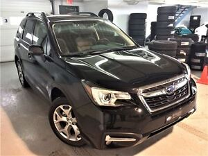2017 Subaru Forester Limited Tech