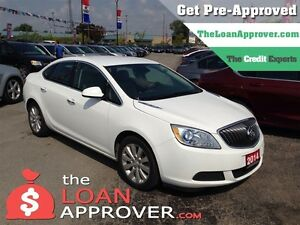 2014 Buick Verano * LEATHER * SAT RADIO