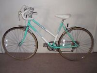 """Ladies/Womens Classic/Vintage/Retro Townsend Belle Fleur 19"""" Racing/Road Bike (will deliver)"""