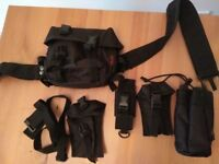 Pellor waist pack - hiking, fishing, etc, LIKE NEW