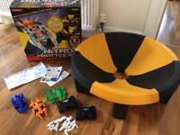 Nitro Battlerz RC game (boxed, complete, working)