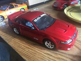 Fast and furious mustang 1.18