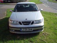 Saab 9-5 Saloon Auto 2005