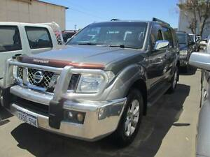 2006 Nissan Pathfinder Wagon Mandurah Mandurah Area Preview