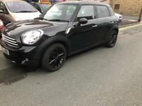 Black Mini Countryman 2013