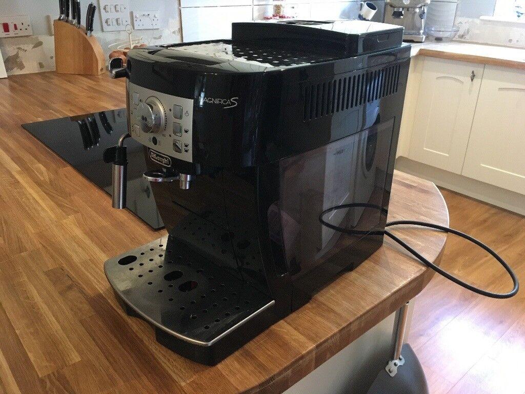 Espresso Coffee Machine- Delonghi Magnifica S bean to cup ...
