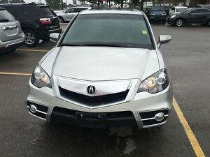 2010 Acura RDX Tech Pkg, Low kms, Loaded; Leather, Roof, Navi, B London Ontario image 8