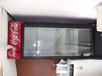 GLASS DOOR FRIDGE COCA COLA