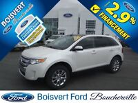 2012 Ford Edge Limited CUIR-TOIT-GPS