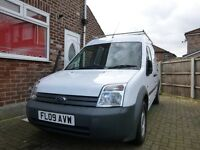 2009 Ford Transit Connect T230 1.8TDCI, LWB, High Roof, 74k low miles