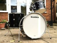"Drums - Premier - Hamma Drum Kit - In Top Condition - Vintage 70's - 18"" Floor Tom !"