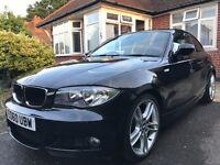2010 BMW 1 Series 2.0 120d M Sport 2dr AUTOMATIC