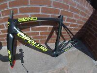Cipollini road bike frame