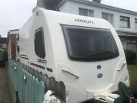 Bailey Orion 450 2011 with mover# SOLD#