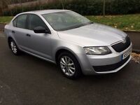 Skoda Octavia 1.6 TDI CR SE,BLUETOOTH,FREE ROAD TAX,1 Owner,Full Skoda Dealer Service History,2013