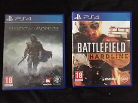 Ps4 games 2 for £10