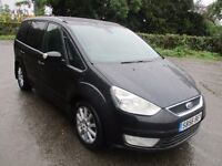 2006 56 FORD GALAXY 1.8 TDCI GHIA X FULL LEATHER PARKING SENSORS TOW BAR FINANCE DELIVERY PX SWAPS