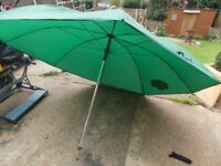 fishing brolly choice of 4 all £15 each come take a look