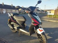 Kymco Agility RS 50 - Unrestricted, 2 Stroke, Fresh MOT