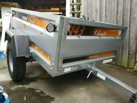 Erde 143 camping trailer