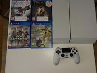 Ps 4 and game