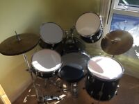 Full size drum kit for sale